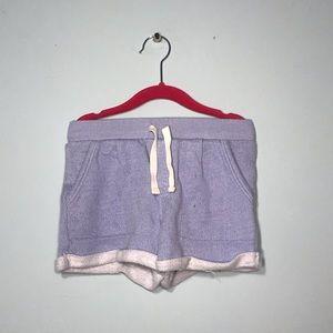 Girls sweat shorts!